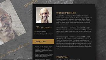 creative CV for free