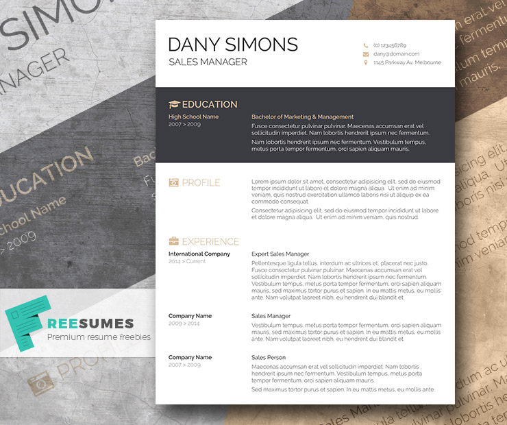 Visually Appealing Resume. Best 25+ Job Resume Samples Ideas On Pinterest  Resume Builder. A Light And Dark Free Cv Template   The Modish Applicant  Free Cv. ...  Visually Appealing Resume