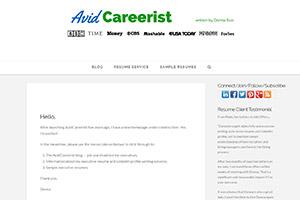 Avid Careerist