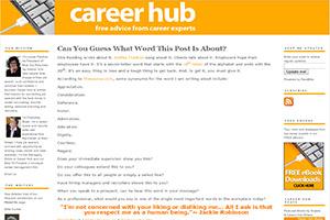 Career Hub Blog