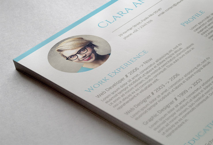 how to brand yourself using your resume
