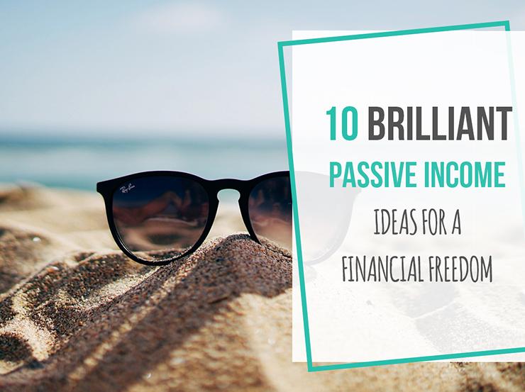 10 passive income ideas