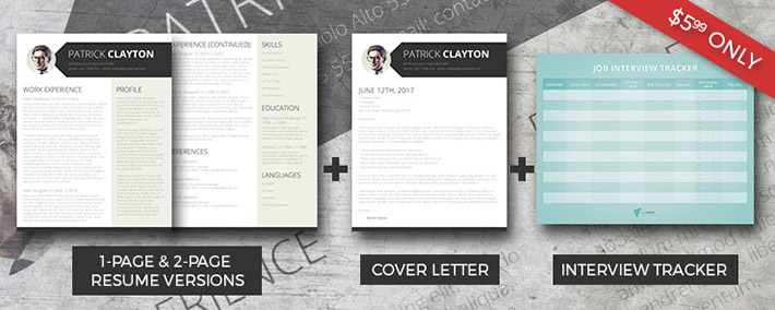 complete resume package