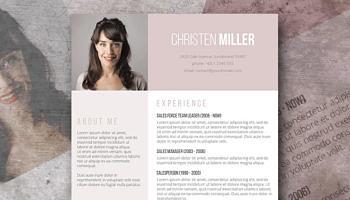 creative cv design