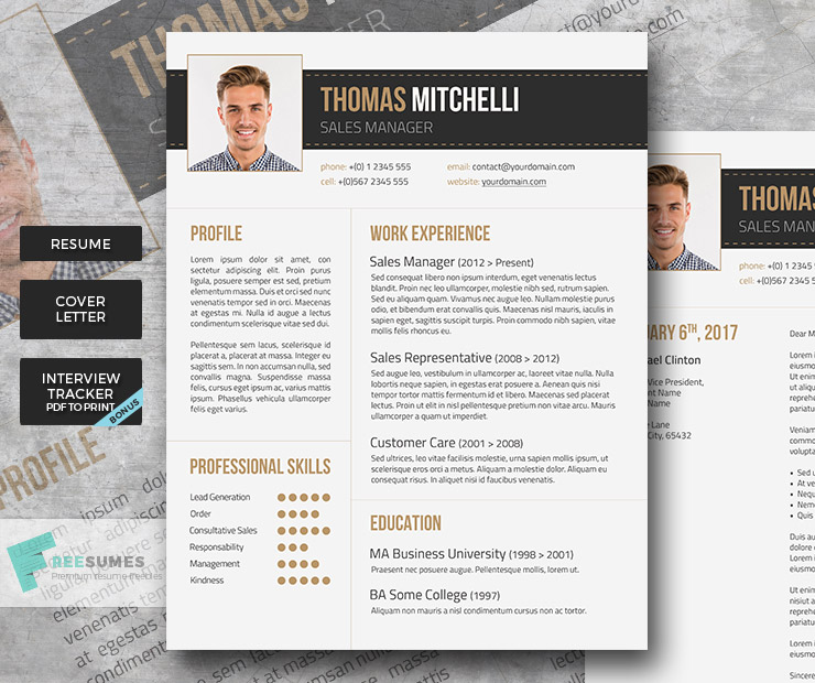stitch resume pack