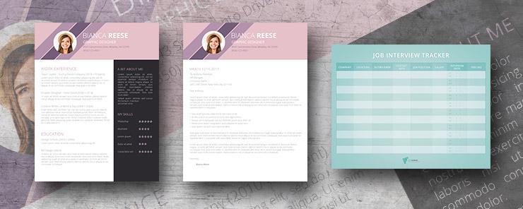ingenious origianl resume pack