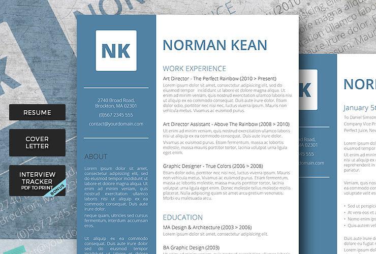 premium resume pack