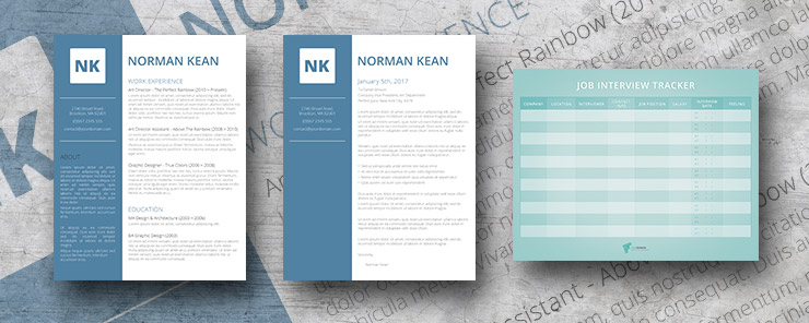 the consummate professional resume pack