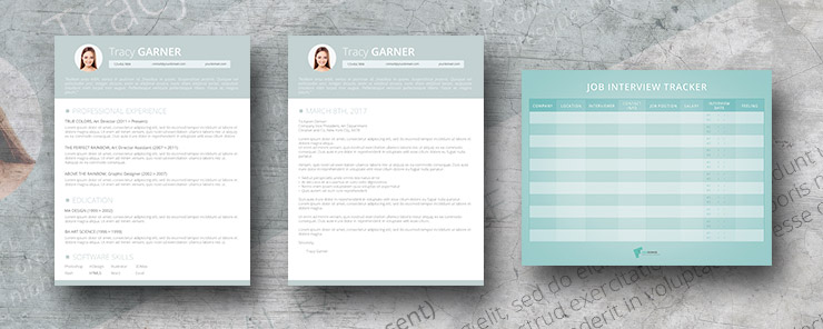 go team resume pack
