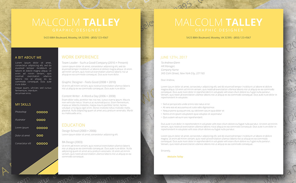 the graduate resume