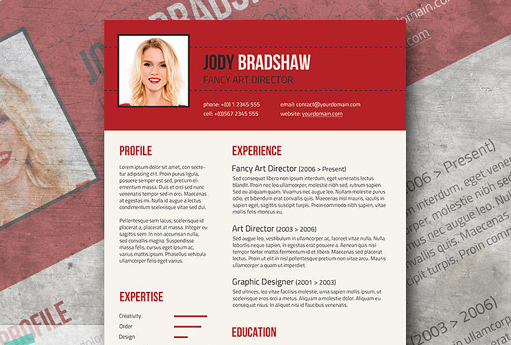 fancy resume template for free rubicund headliner - Fancy Resume Templates