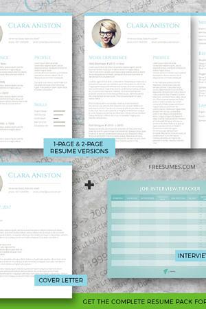 complete resume set