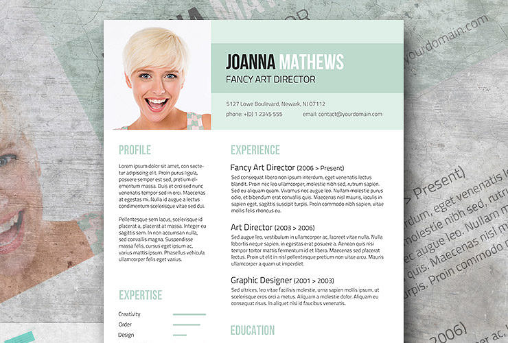 free trendy resume templates word template giveaway sense style download