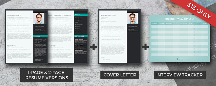 The Modern Professional A Free Ultra Creative CV Template