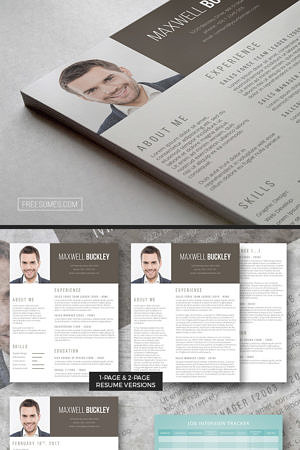 The Headline Resume Pack