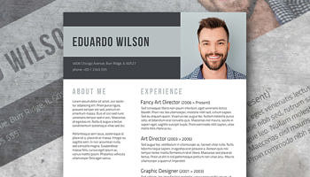 bold statement resume
