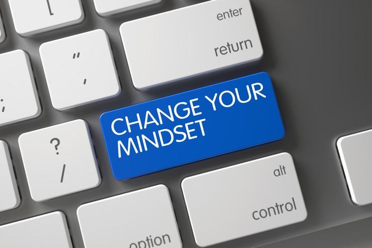 change mindset