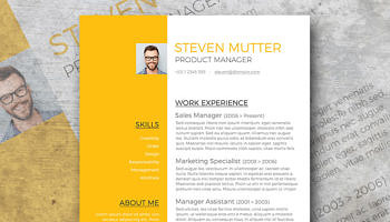 Spice Up Your Resume With Cabaret The Free Resume Template Freesumes