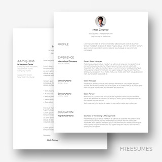 Spick And Span Resume Pack