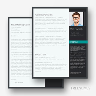 The Modern Professional Resume Pack