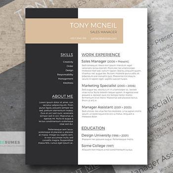 smart job seeker resume design