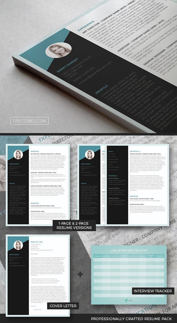job-winning resume pack