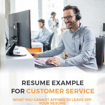 sample customer-service-resume