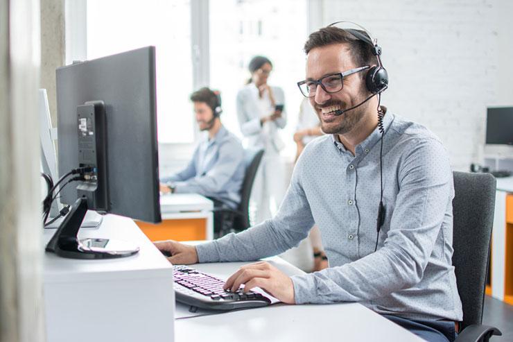 winning customer service resume