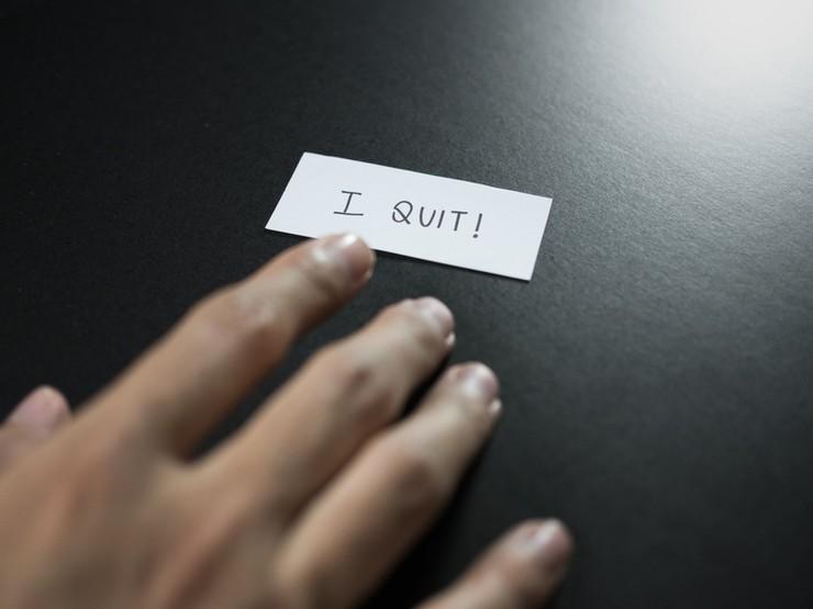 now how do i write a resignation letter