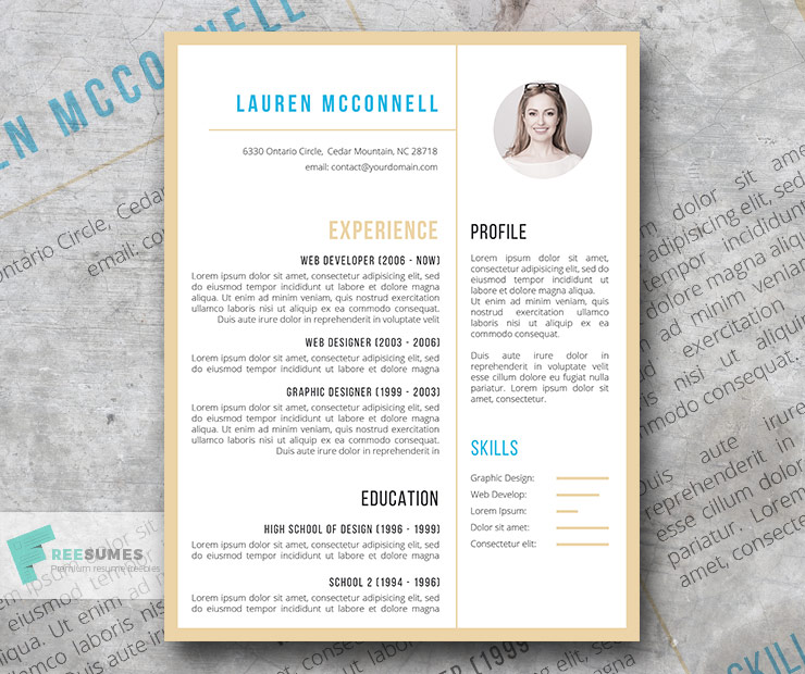 sweet summer resume