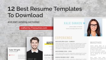 12 best resume templates