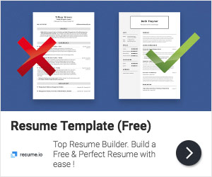 Free Resume Template for the Ladies - The Vintage Rose - Freesumes