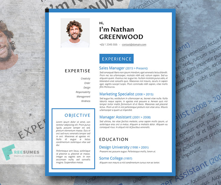 free resume download level up
