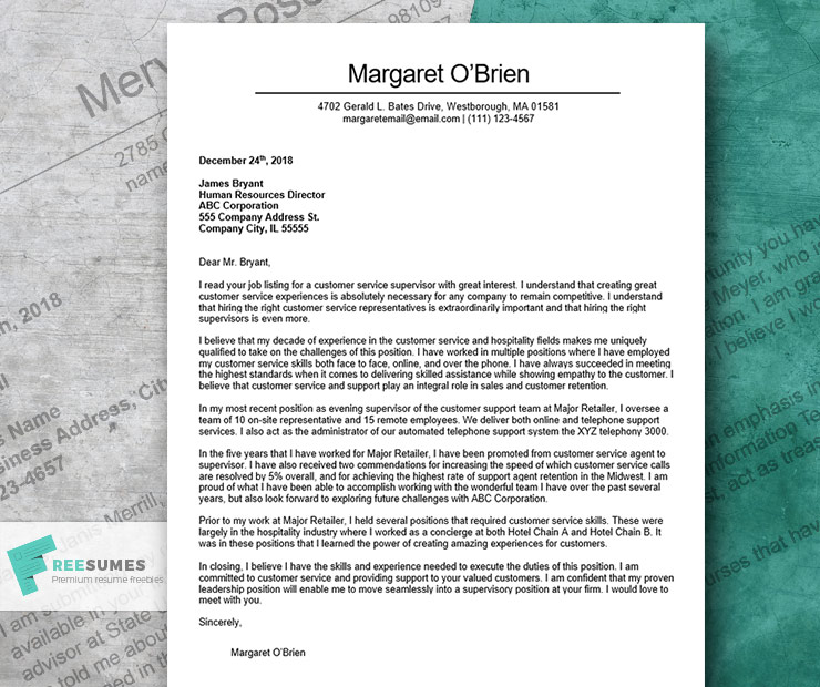 The 12 Best Cover Letter Examples To Nail Your Next Job