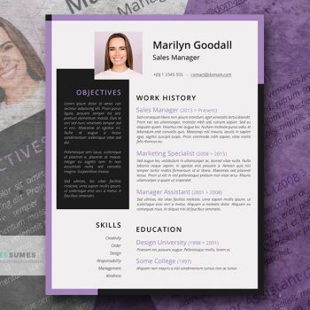 the marshmallow resume