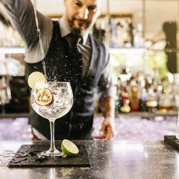 sample resume for bartender