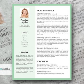 the cognizant candidate resume