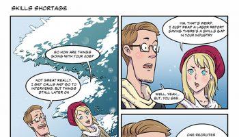 strip #16 skill shortage
