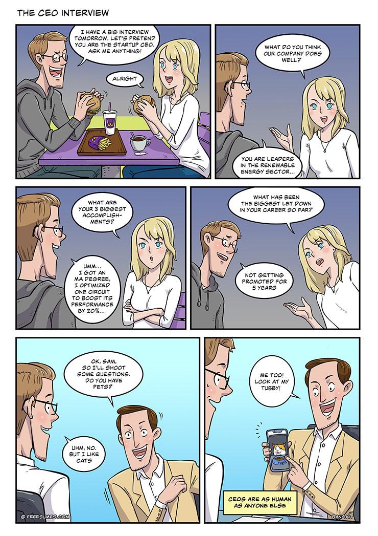 strip #13 ceo interview