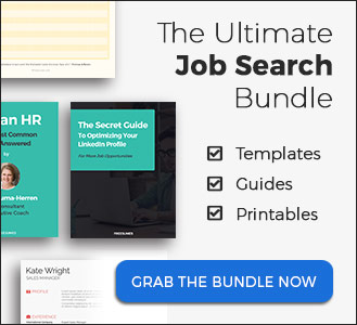 job search bundle