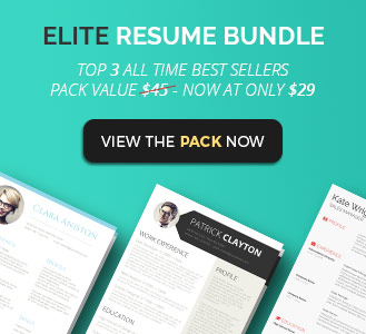 elite resume bundle