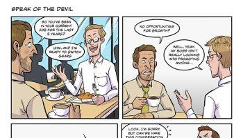 strip #28 speak of the devil