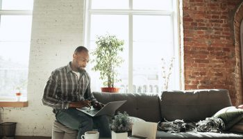 work from home freelancer