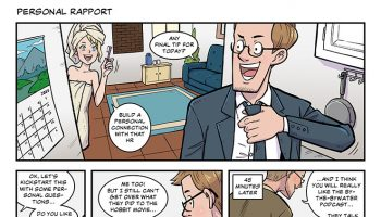 strip #39 personal rapport
