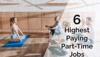 highest paying part-time jobs
