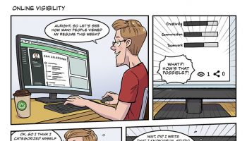 strip #43 online visibility