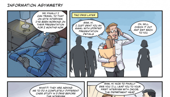 strip #47 information asymmetry