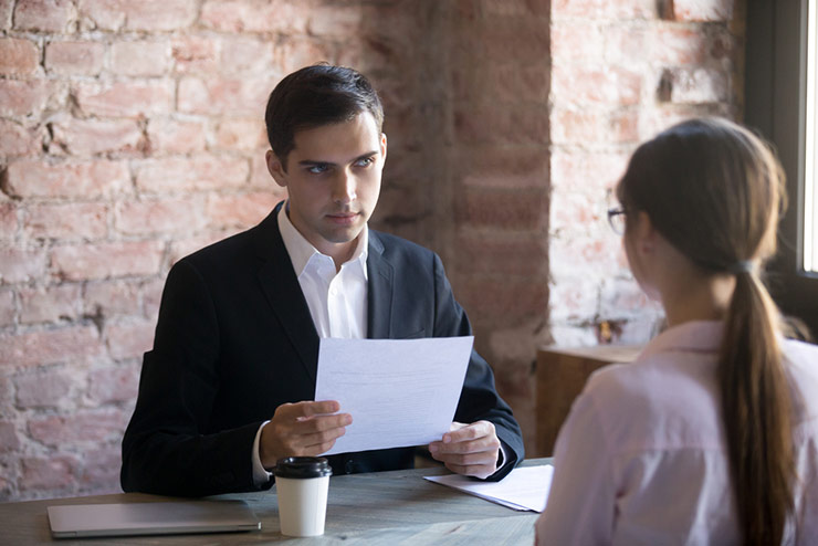 HR manager interview question
