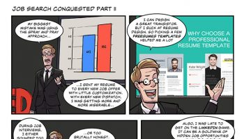 strip #50 job search conquested part II