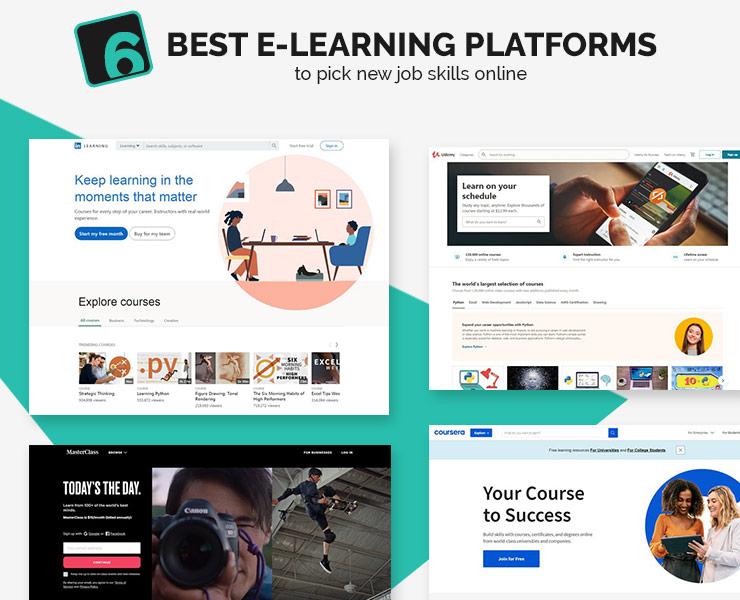 best e-learning platforms